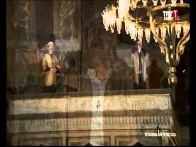 برعاية اردوغان..الأذان يرفع في مسجد آيا صوفيا بعد غياب 78 عاما ...فيديو 87032_11_1401604340.
