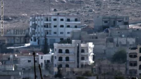 جفرا نيوز : أخبار الأردن    داعش  يرفع أعلامه على شرق  كوباني